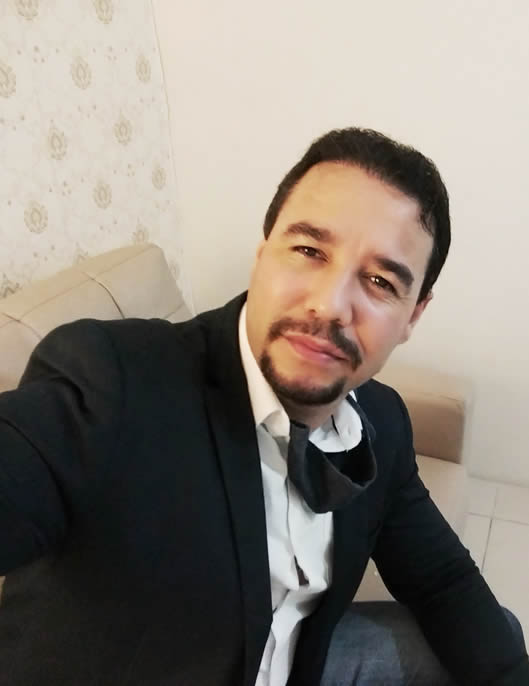 Márcio Santos Psicologo